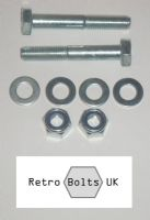 Anti Tramp Bars to Axle Bolts - MK1 ESCORT